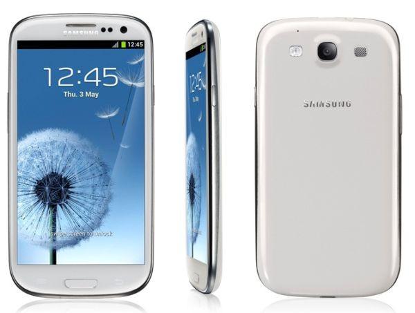 Samsung Galaxy S3, anticipato l'arrivo nel Regno Unito
