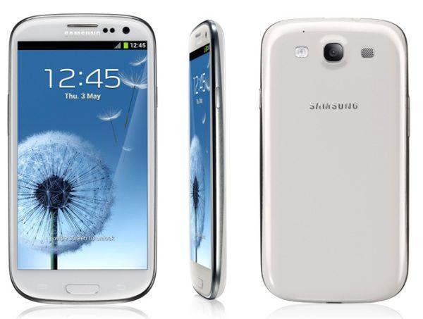 """Arriva in Italia Samsung GALAXY S III, lo smartphone """"a misura d'uomo"""""""