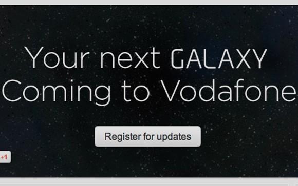 Samsung Galaxy S III: disponibile anche tramite Vodafone