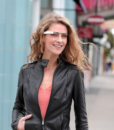 Google Project Glass: prima foto durante l'utilizzo quotidiano
