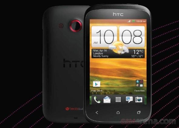 HTC Desire C si mostra in nuove immagini