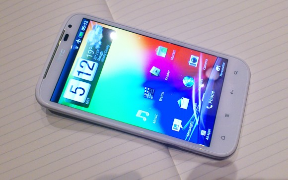 HTC Sensation XL, rilasciato Android 4.0 Ice Cream Sandwich