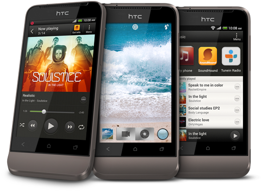 Iniziato il roll-out dell'aggiornamento 1.56.401.2 per l'HTC One V