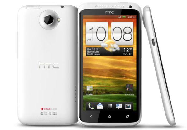 Nuovo aggiornamento per HTC One X