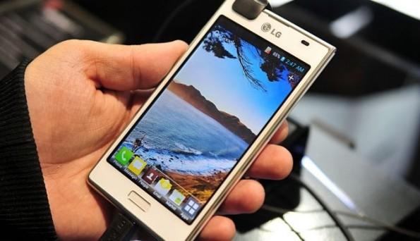 Aggiornamento v10c per LG Optimus L7
