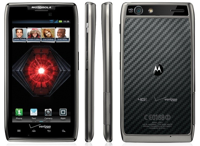 Motorola Razr MAXX: disponibile in Italia a 549€