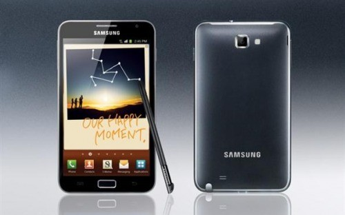 Samsung Galaxy Note in offerta a 442 € su ePrice