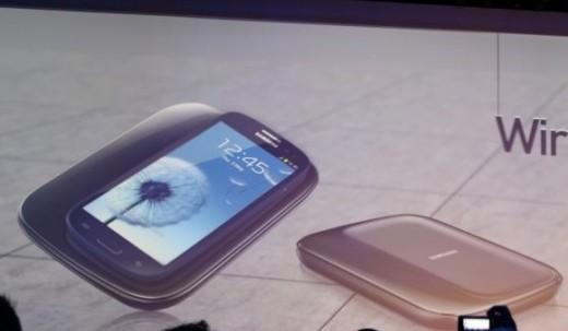 Samsung Galaxy S III: kit per ricarica wireless arriverà a Settembre