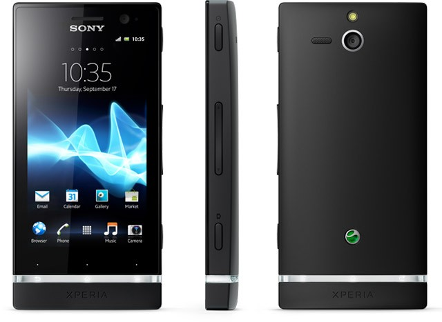 Sony Xperia U presto disponibile con TIM a 199€