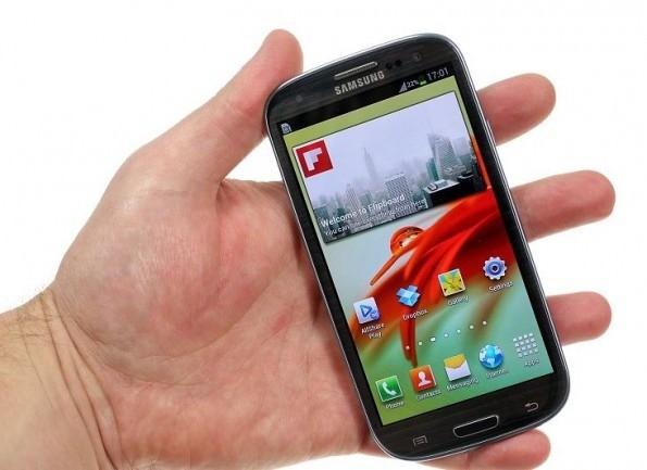 Primo test fotografico per il Galaxy S III e confronto con il Galaxy S II