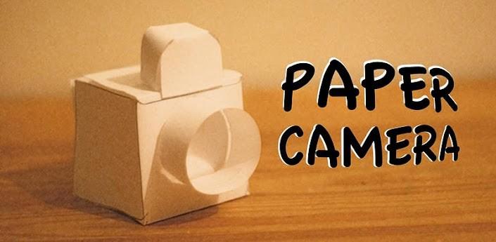 Paper Camera si aggiorna alla versione 3.3.0