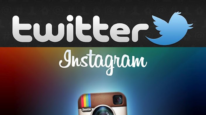 Minor update per Twitter ed Instagram per Android