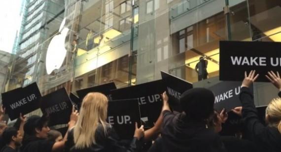 """Campagna """"Wake-Up"""": Samsung era innocente. Tutta opera di RIM"""