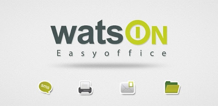 WatsON Easy Office: porta l'ufficio in una tasca