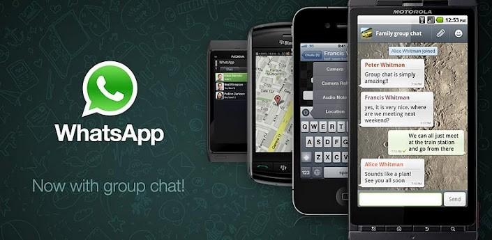 Whatsapp si aggiorna alla versione 2.7.7490