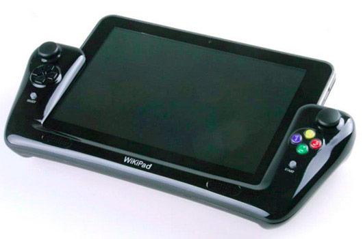 Il tablet da gioco di Wikipad si evolve