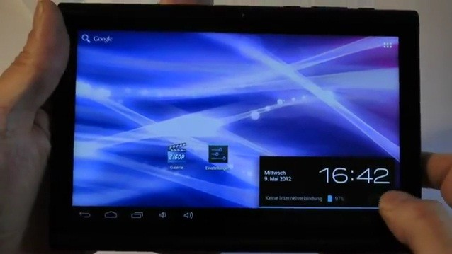 Hyundai A7HD si mostra in un primo video unboxing