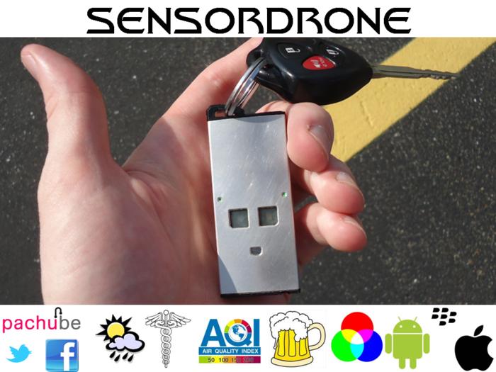 Sensordrone: il nuovo senso per i nostri dispositivi Android (e non solo)