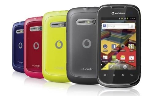 Vodafone Smart 2, il nuovo smartphone Android da 99 euro