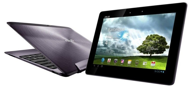 ASUS Transformer Pad Infinity in Italia a 599€ in versione 64 GB (WiFi)