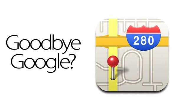 Google Maps su iOS 6 registra 10 milioni di download in 48 ore