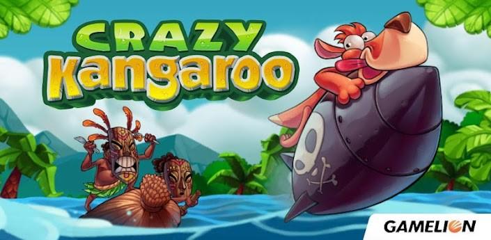 Crazy Kangaroo, un simpatico platform 2D da Gamelion Studios