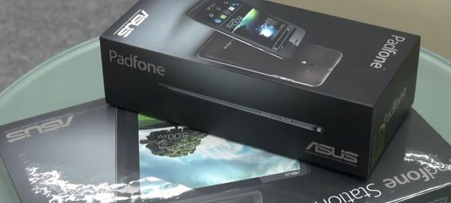 Asus PadFone, il primo video unboxing italiano