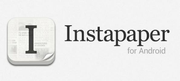 Instapaper sbarca ufficialmente su piattaforma Android e il suo creatore ne scopre i pregi