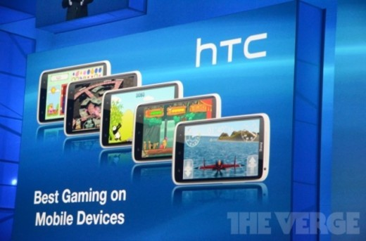 HTC e Sony: partnership per i giochi certificati PlayStation Mobile