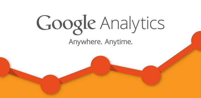 DIsponibile sul Play Store Google Analytics