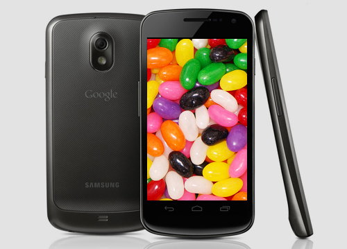 Il download di Jelly Bean è già disponibile, ma solo per i Galaxy Nexus