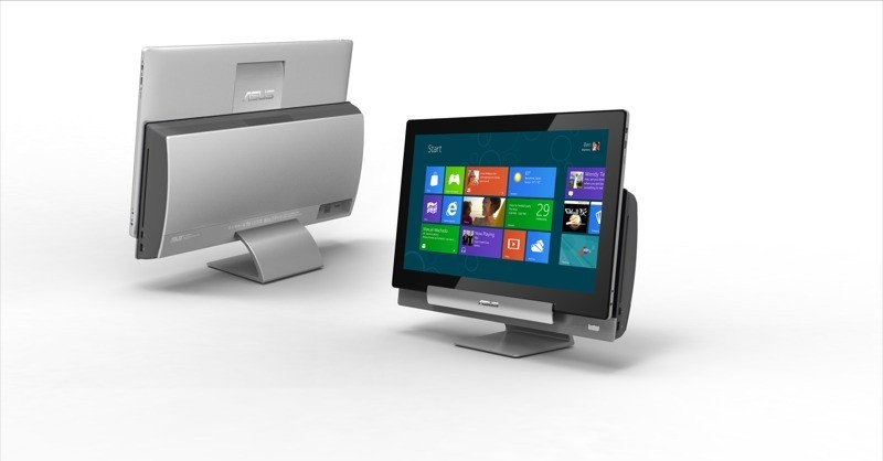 ASUS Transformer AiO: PC/Tablet con Windows 8 ed Android [UPDATE: Foto e video]