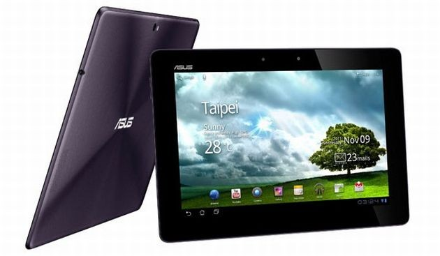 ASUS Transformer Prime TF201: disponibile un nuovo piccolo update