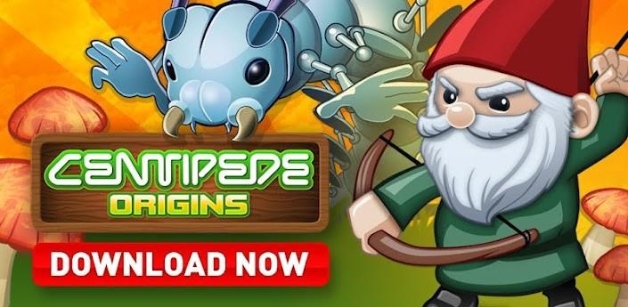 Il classico arcade Centipede: Origins arriva su Play Store