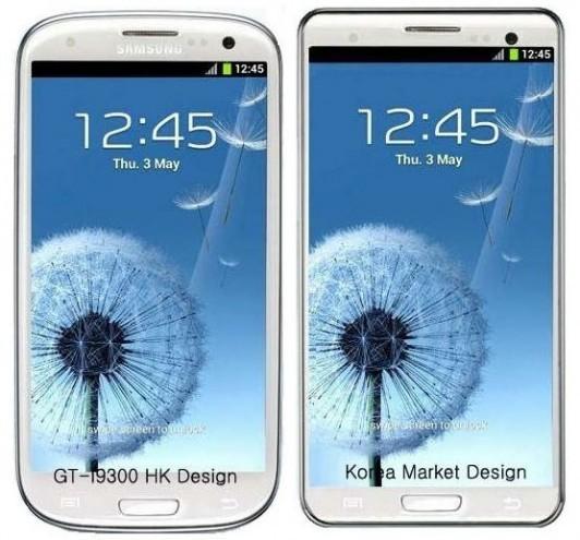 Il Galaxy S III Coreano potrebbe essere il primo quad-core compatibile con reti LTE