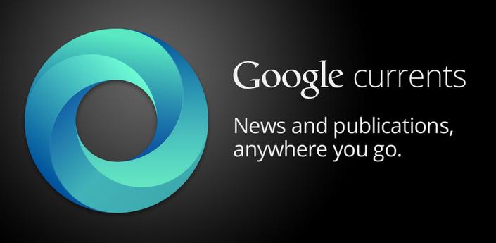 Google Currents si aggiorna alla versione 1.5.1
