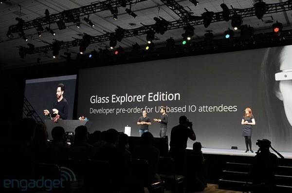 GOOGLE GLASS EXPLORER EDITION: NEL 2013 A 1.500$