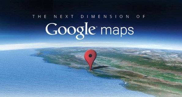 Google Maps per Android presto diventerà offline (Earth in 3D)
