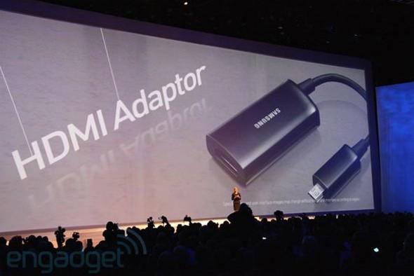 Samsung Galaxy S III: i precedenti cavi MHL non sono compatibili