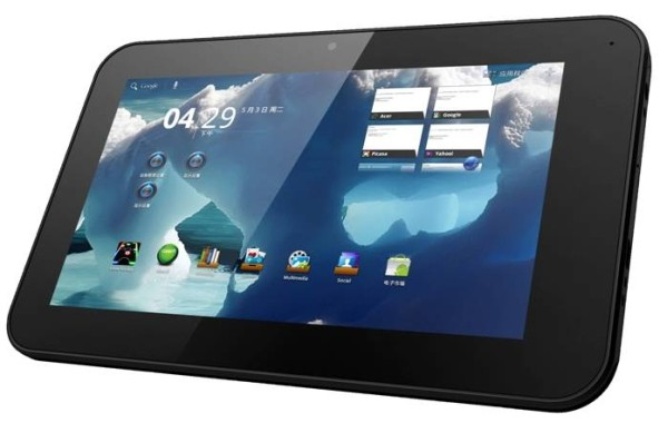 Hannspree HANNSpad SN70T3, tablet Android 4.0 a 119 euro