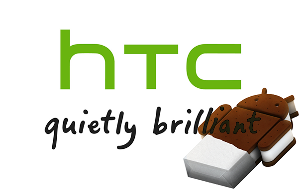HTC Desire S: roll-out Android 4.0 Ice Cream Sandwich in Asia