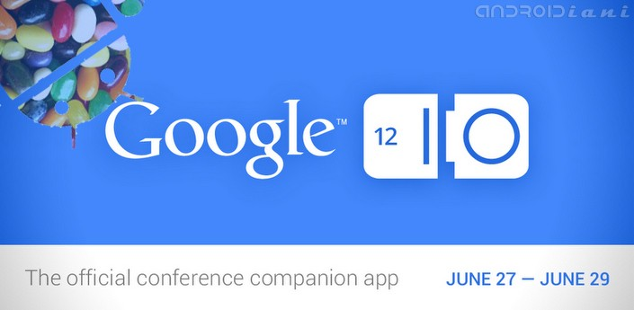 L'app del Google I/O forse ha svelato Jelly Bean