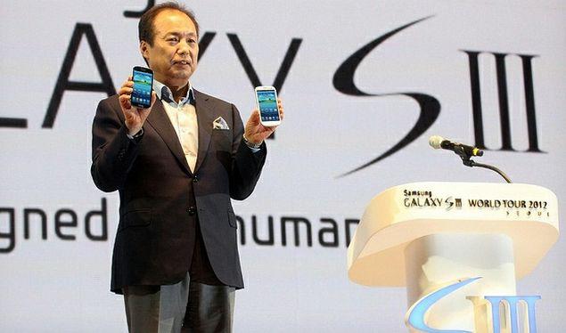 Samsung: 10 milioni di Galaxy S III venduti entro luglio