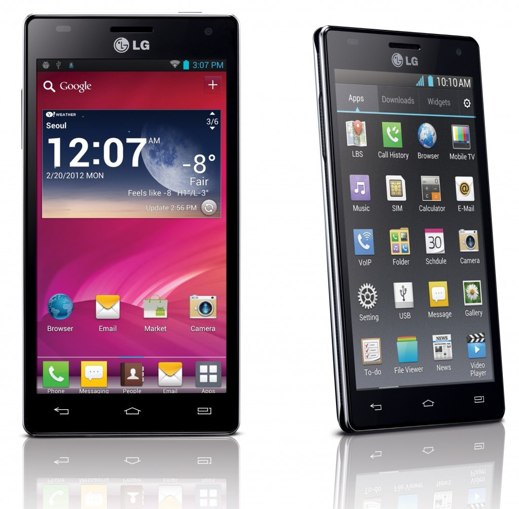 LG Optimus 4X HD Disponibile in Italia