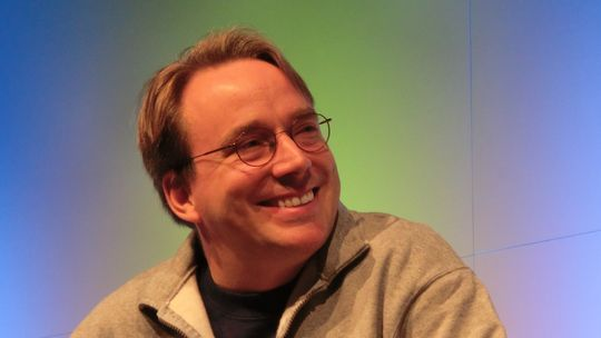 Linus Torvalds attende il nuovo Nexus 7