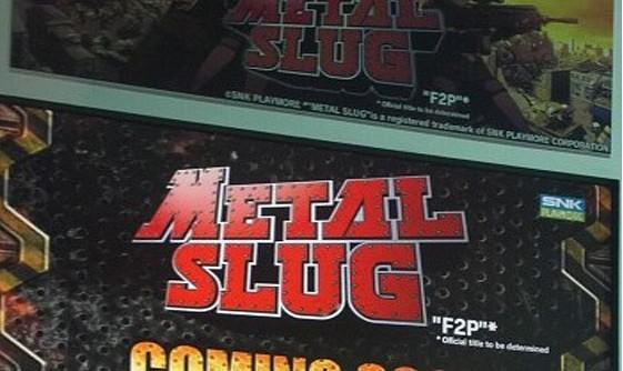 Metal Slug in arrivo su Android