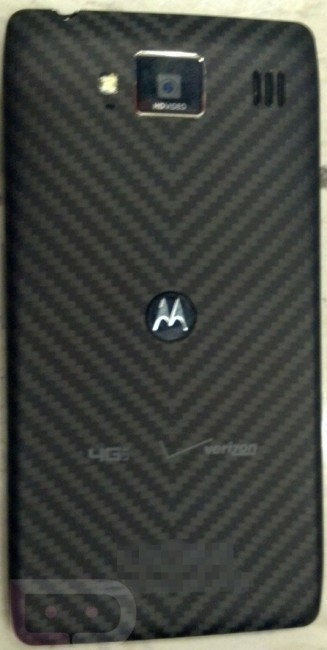 Motorola Droid RAZR HD, ecco le prime foto leaked