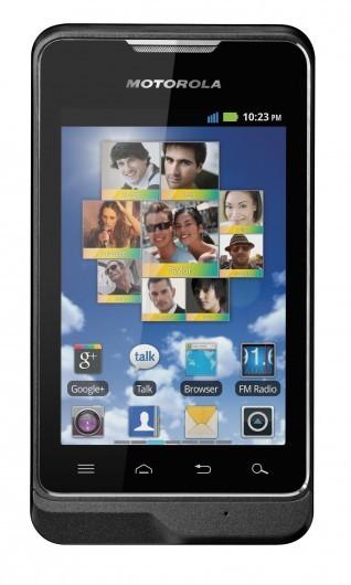 Motorola MOTOSMART in Italia a 129 euro