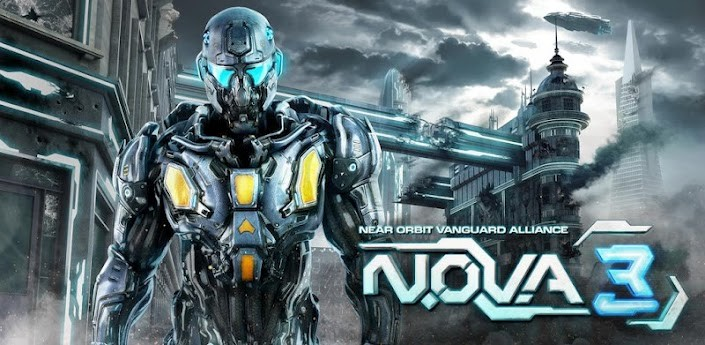 N.O.V.A. 3 Near Orbit Vanguard Alliance arriva sul Play Store