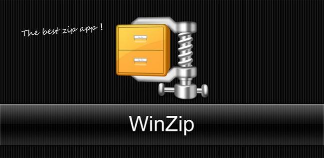 WinZip, l'applicazione ufficiale arriva su Android